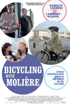 Molie're in bicicletta